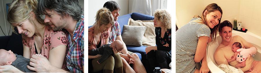 Cursus zwanger, bevallen, een kind