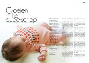 Artikel Ineke van Straeten - Groeien in het ouderschap
