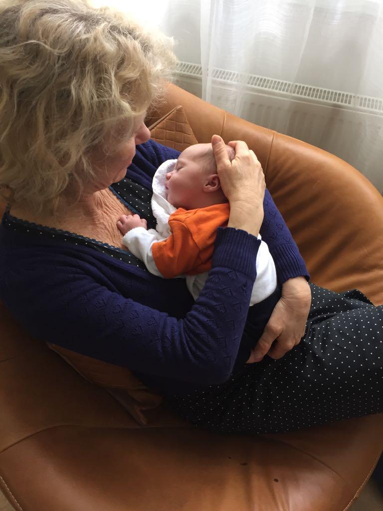 Babytip meditatie Ineke van Straeten