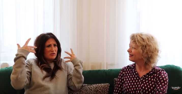 Ineke geeft uitleg over signalen die baby's geven