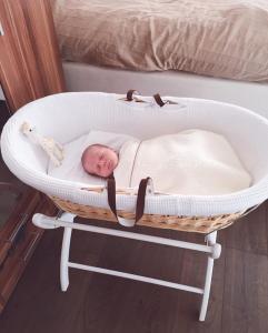 Baby passende wieg
